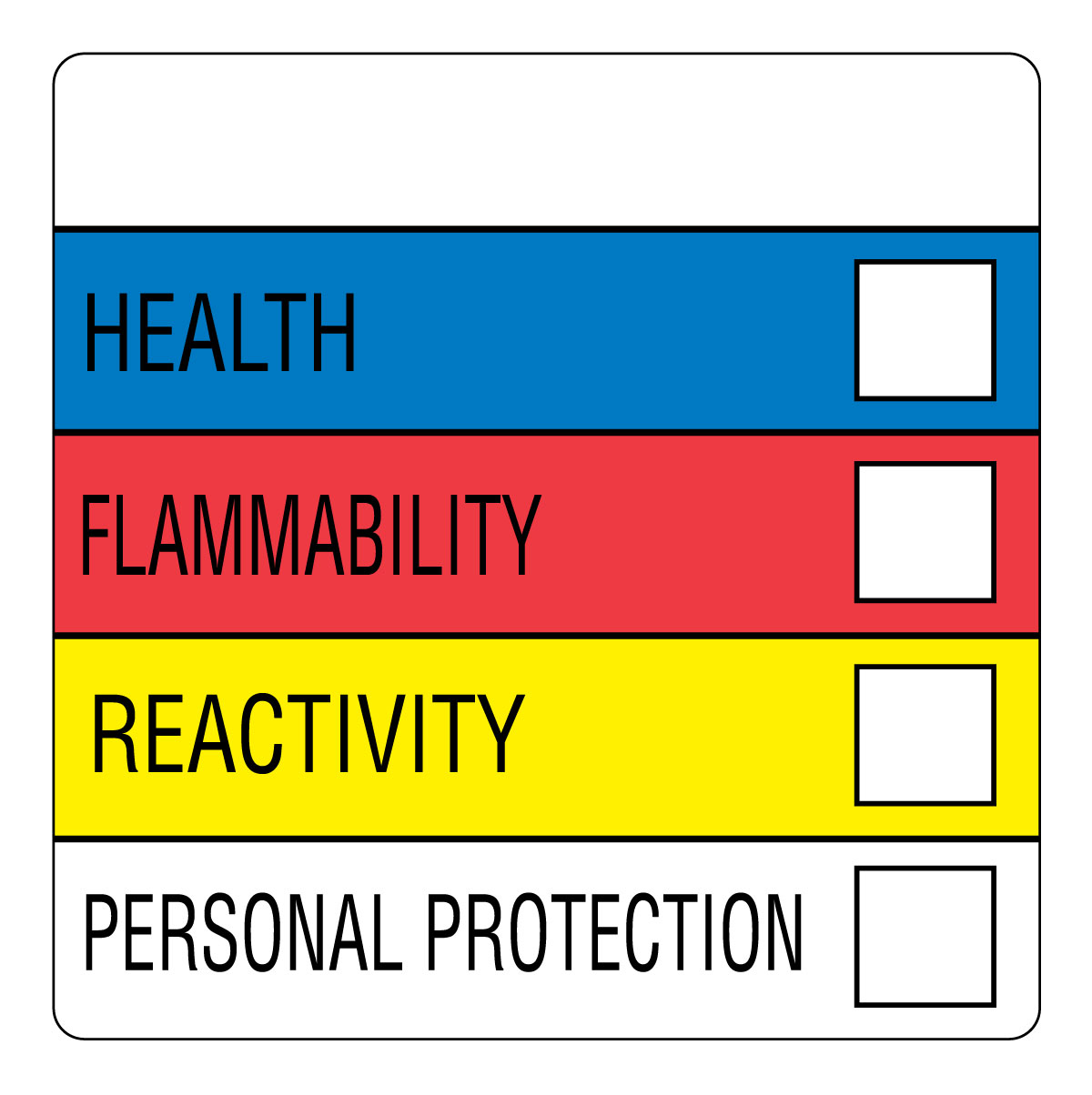 what is hmis and its purpose With hmis label colors